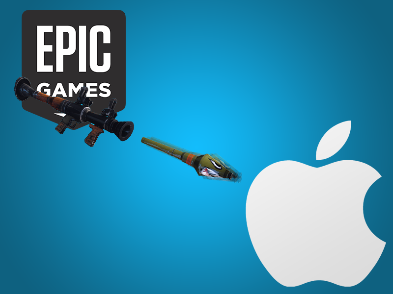 Epic vs Apple – o co chodzi w tym sporze?